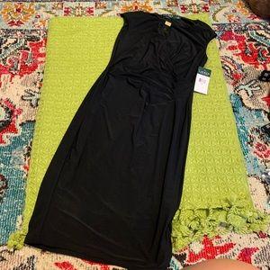 KEYHOLE RALPH LAUREN DRESS